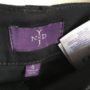 NYDJ Jeans - NYDJ 'Bella Colored Straight Leg Stretch Crop Jean